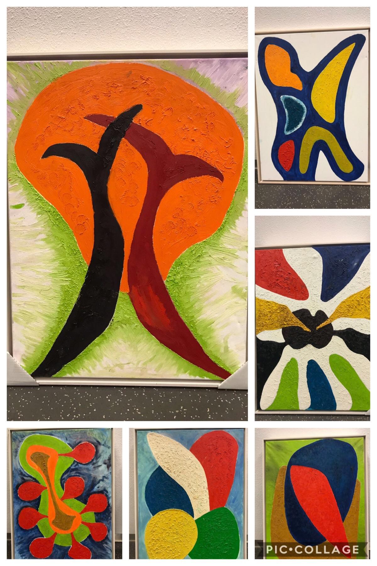 Kansenfabriek krijgt schilderijen Herman Put