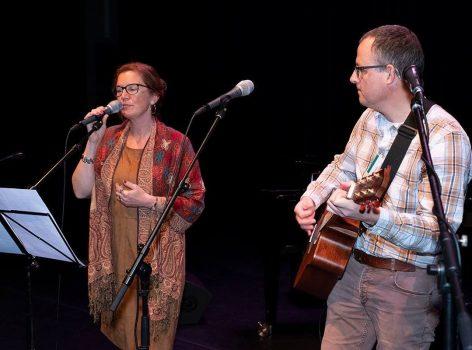 Roland en Irma spelen tijdens diner chantant op 5 december