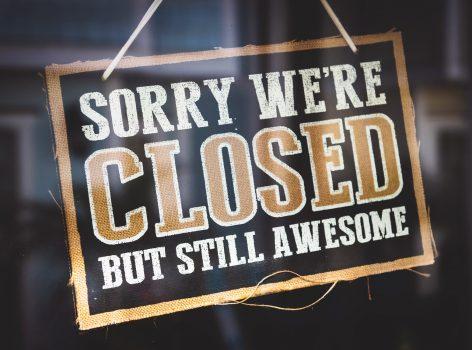 Helaas is De Kansenfabriek tot nader order gesloten.
