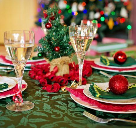 Kerstdiner op woensdag 23 en donderdag 24 december